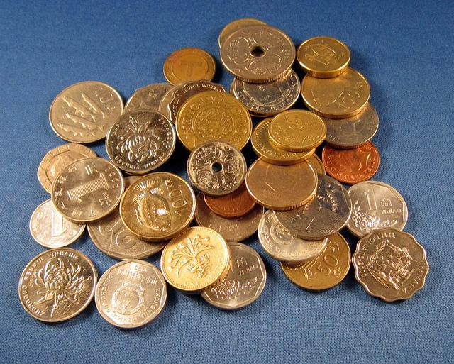 Foreign Coins – Pursuits :Elizabeth Thomsen