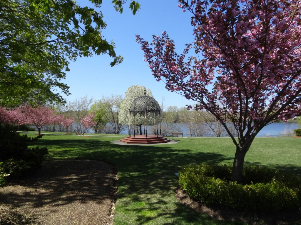The Gazebo at Ell Pond Park