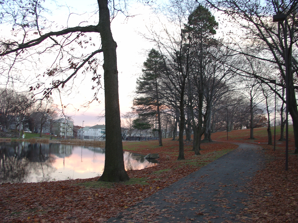 Crystal Park, Worcester, Massachusetts