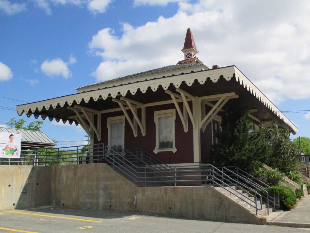 Swampscott Railroad Depot